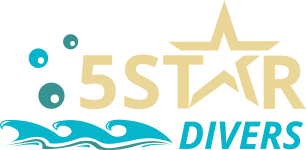 5 Star Divers Logo